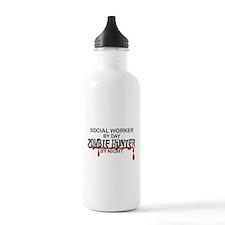 Zombie Hunter - Social Water Bottle