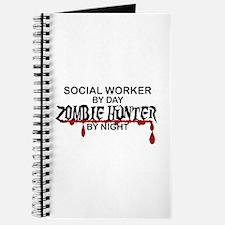 Zombie Hunter - Social Worker Journal