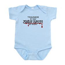 Zombie Hunter - Trainer Infant Bodysuit