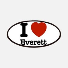 I love Everett Patches