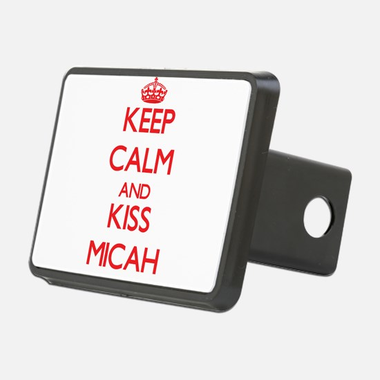 Keep Calm and Kiss Micah Hitch Cover