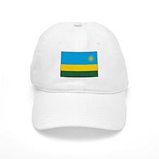 Rwanda Flag Baseball Cap