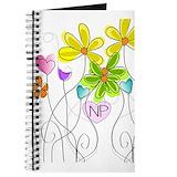 Nurse practitioner Journals & Spiral Notebooks