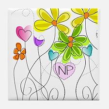 Nurse Practitioner Tile Coaster