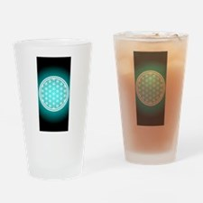 Pants_Flower of Life Drinking Glass