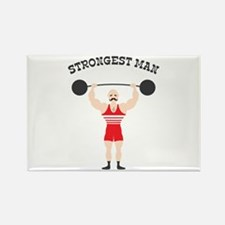 STRONGEST MAN Magnets
