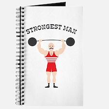 STRONGEST MAN Journal