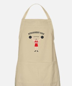 STRONGEST MAN Apron