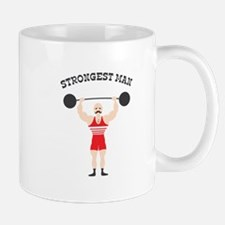STRONGEST MAN Mugs