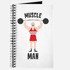 MUSCLE MAN Journal