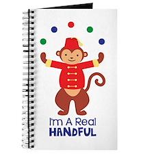 Im A Real HANDFUL Journal