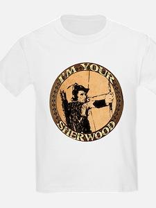 I am your Sherwood robin hood T-Shirt