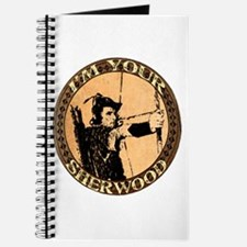 I am your Sherwood robin hood Journal