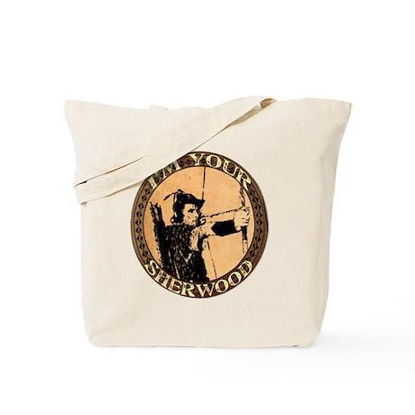 I am your Sherwood robin hood Tote Bag