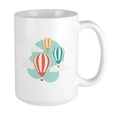 Hot Air Balloon Mugs