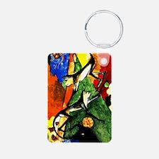 Franz Marc - Two Monkeys Keychains