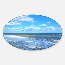 Seafoam waves Decal