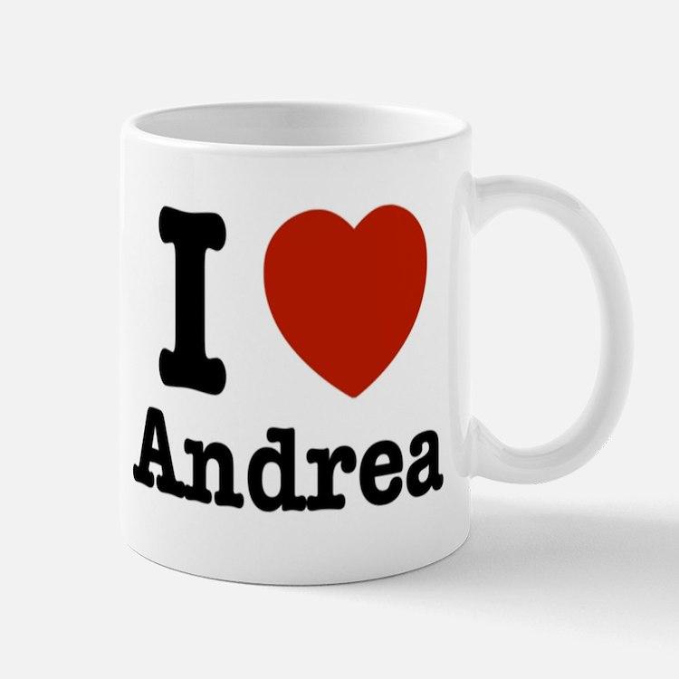 I love Andrea Mug