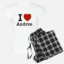 I love Andrea Pajamas