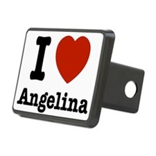 I love Angelina Hitch Cover