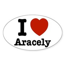 I love Aracely Decal