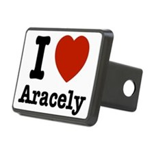 I love Aracely Hitch Cover