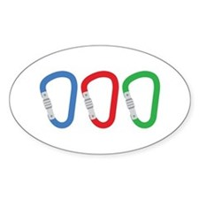 Carabiners Decal