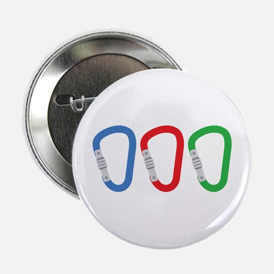 """Carabiners 2.25"""" Button"""