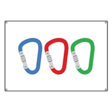 Carabiners Banner