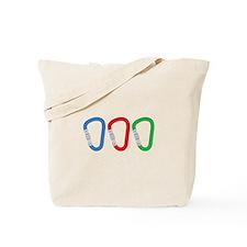 Carabiners Tote Bag