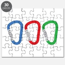 Carabiners Puzzle