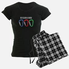 GO CLIMB A ROCK Pajamas