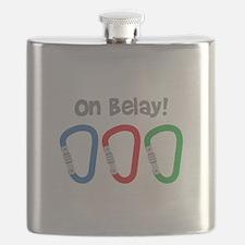 On Belay! Flask