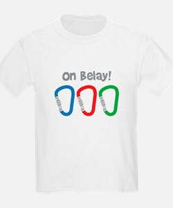 On Belay! T-Shirt