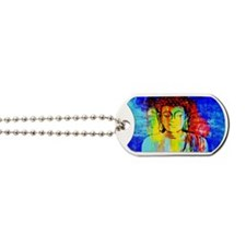Lord Buddha Dog Tags