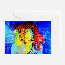 Lord Buddha Greeting Card