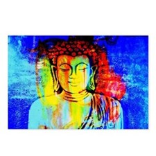 Lord Buddha Postcards (Package of 8)