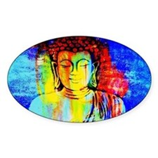 Lord Buddha Decal