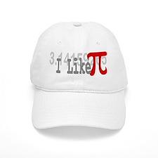 I Like Pi Geeky Baseball Baseball Cap