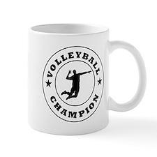 Volleyball Champion Mugs