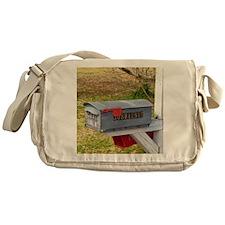 Rural mail boxes Messenger Bag