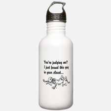 skeleton Sports Water Bottle