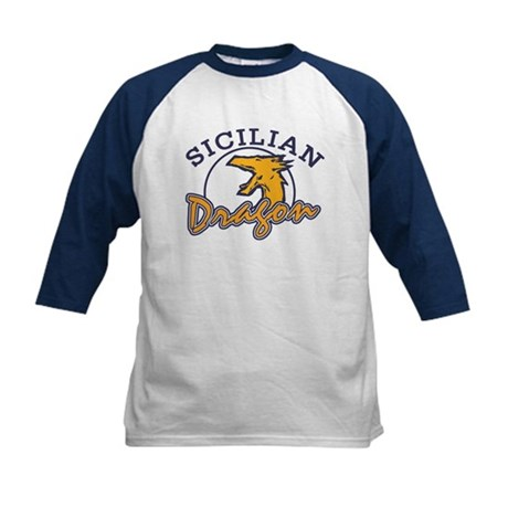 Sicilian Dragon Kids Jersey