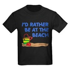 Rather Be At The Beach T-Shirt