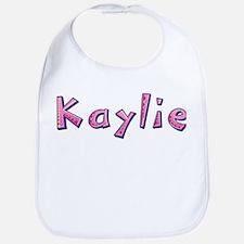 Kaylie Pink Giraffe Bib