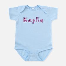Kaylie Pink Giraffe Body Suit