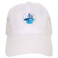 Mackinac Bridge Baseball Cap