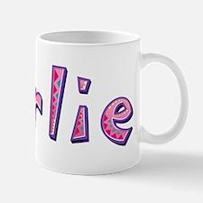 Karlie Pink Giraffe Mugs