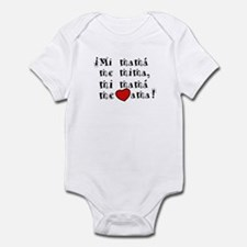 me mima Infant Bodysuit