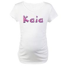 Kaia Pink Giraffe Shirt